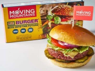 Moving Mountains B12 Burger