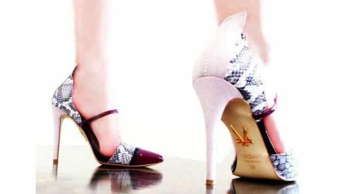 NO-ONE'S SKIN High Heels