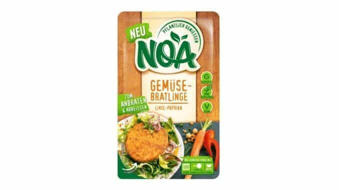 Packshot NOA Gemüsebratlling