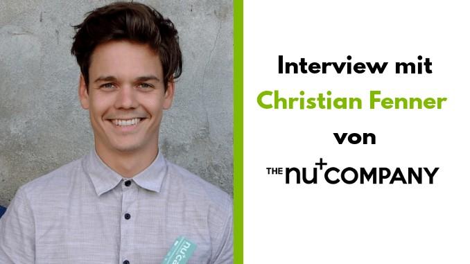 Christian Fenner – Co-Gründer von Nu+Cao