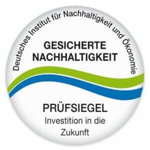 Collonil erhält Siegel vom Dt. Institut für Nachhaltigkeit