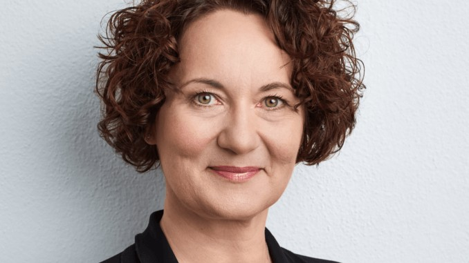 Nicole Berkmann – Leiterin Konzernale PR und Information, Unternehmenssprecherin