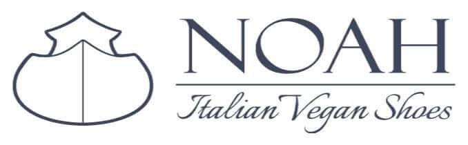 Noah italien vegan shoes logo