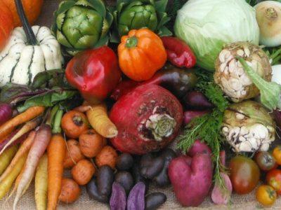 Obst Gemüse vegan vegetarisch