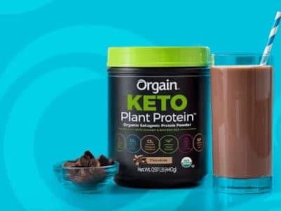 Orgain Proteinshake