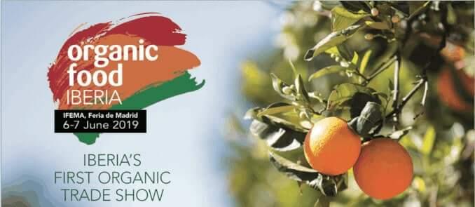 Organic food Iberia 2019 Messe