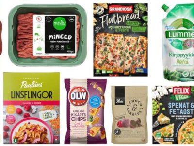 Orkla vegane Produkte