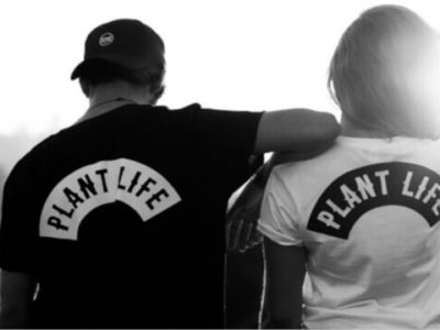 Plant Faced Clothing vegane Streetwear