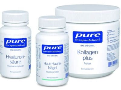 Pure encapsulations Nutrikosmetik