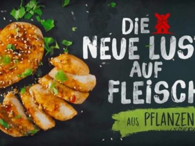 Rügenwalder Mühle TV-Werbung - Die neue Lust auf Fleisch aus Pflanzen