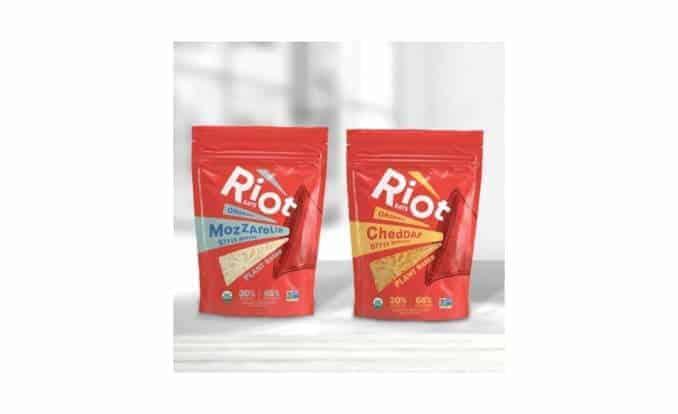 Riot Eats Food