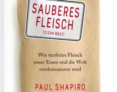 Buch Paul Shapiro Sauberes Fleisch