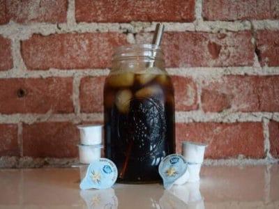 Silk Kaffeeweisser