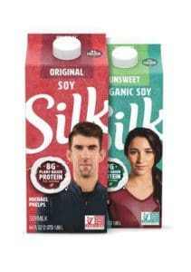Silksojamilch Michael Phelps Aly Raisman