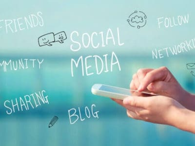 Social Media soziale Medien Network Netzwerk