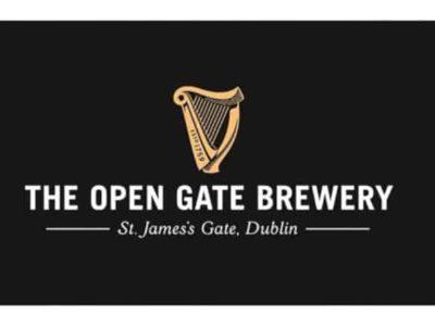 St. James Gate Brewery Brauerei Guinness Dublin