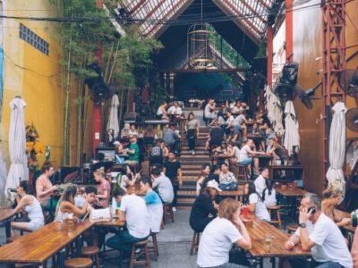 Südostasien Restaurant