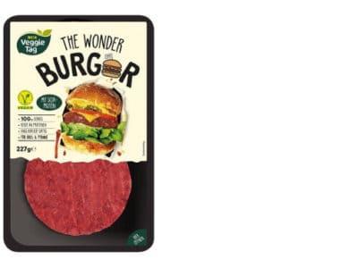 The Wonder Burger von Mein Veggie Tag (© Aldi Süd)