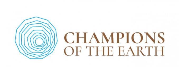 UN Champion of the Earth Award