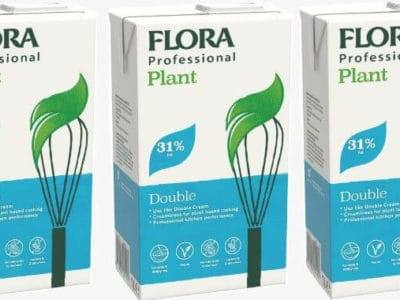 Upfield Flora Plant Sahne