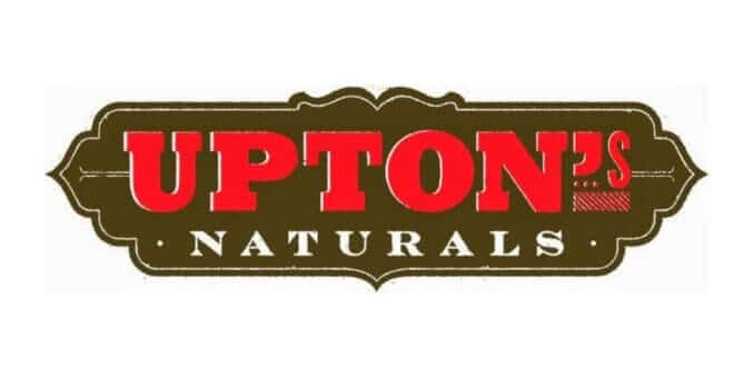 Upton's Naturals logo