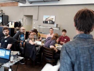 Meeting des Vegan Entrepreneurs Networks