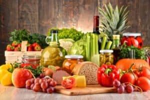 Vegan Ernährung Gesundheit vegetarisch Lebensmittel