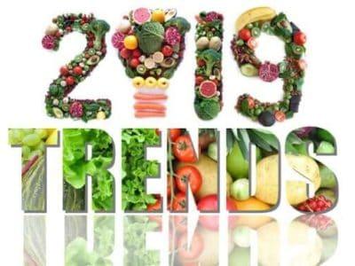 Vegan Essen Trend 2019 Lebensmittel
