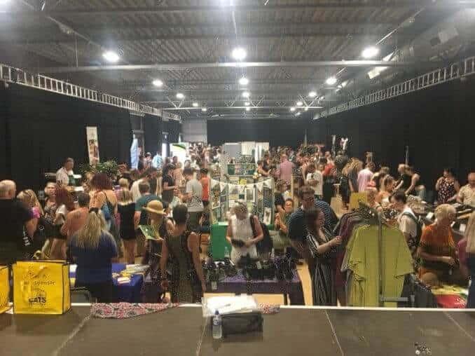 Vegan Fairs UK Messe