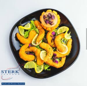 Vegan Lemon Shrimpz - Sterk Seafood