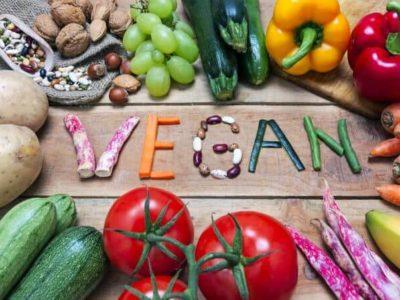 Vegan Logo Essen Ernährung Speise