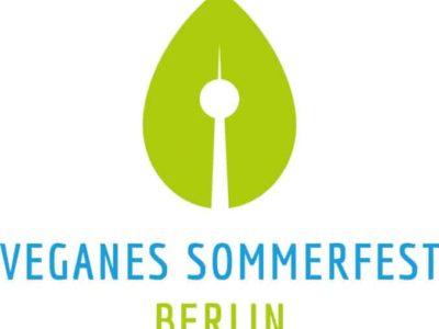 Veganes Sommerfest Berlin Logo