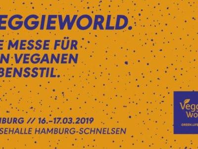 VeggieWorld 2019 Hamburg