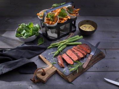 Vivera_Veganes Steak_Moodbild 1