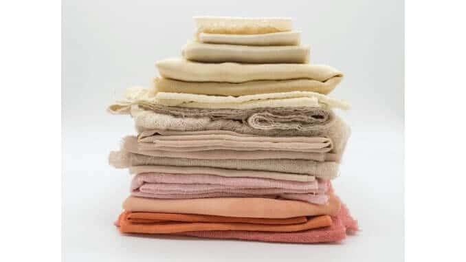 Weichspüler Wäsche