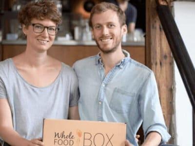 Die Gründer der Whole Food Box