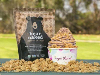 Yogurtland Bear Naked Granola
