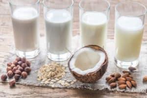 alternativ pflanzlich vegan Milch Protein