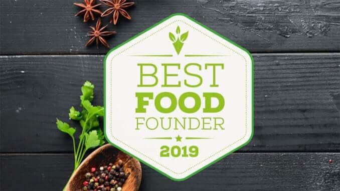 best food founder 2019 logo prosiebensat.1