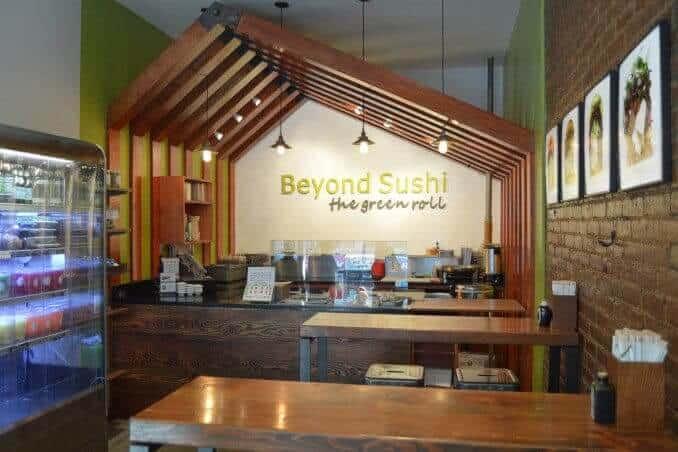 beyond sushi logo restaurant