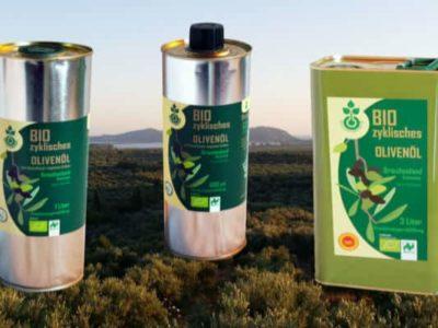 biozyklisch veganes olivenöl
