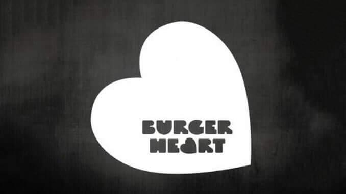 Burger Heart Logo