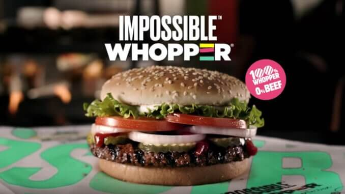 burger king impossible whopper 1