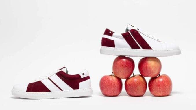 CAVAL vegane Turnschuhe aus Apfelleder