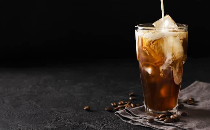 cold brew kaffee coffee