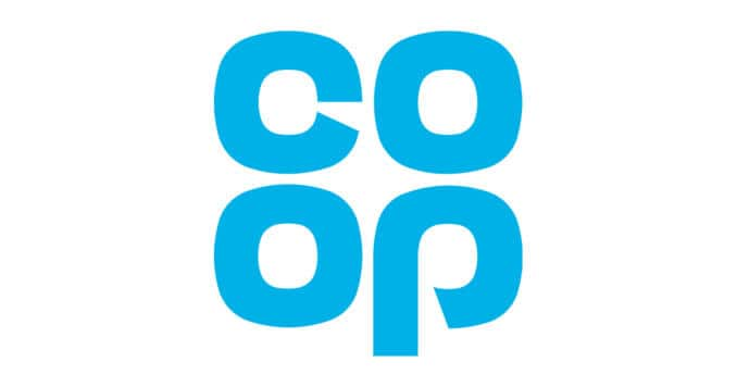 coop co-op uk logo