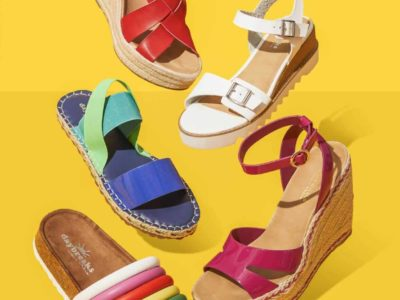 Nina Footwear daybreaks spring summer collection 2019