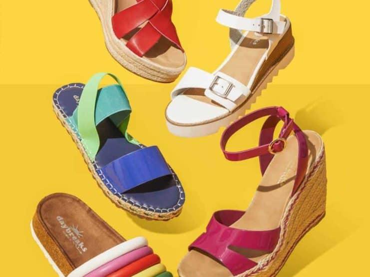 Nina Footwear daybreaks spring summer collection 2019