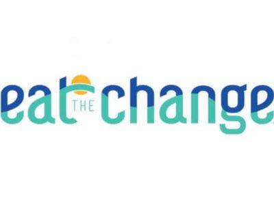 eat the change logo