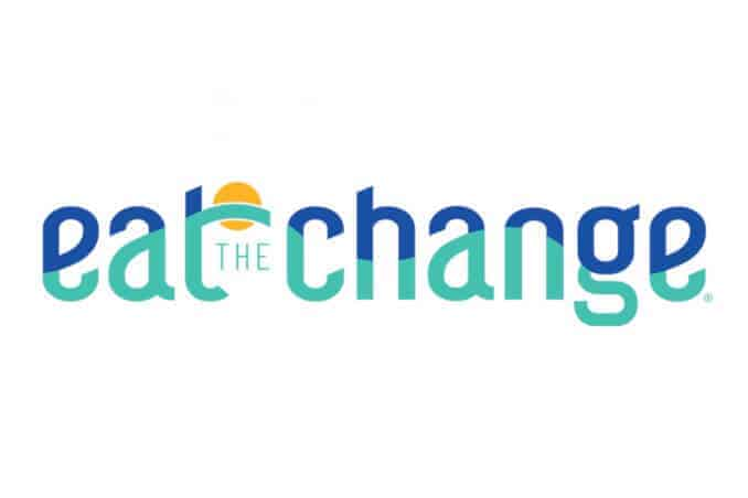 eat the change logo